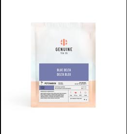 Genuine Tea Genuine Tea - Blue Delta - 50g Loose