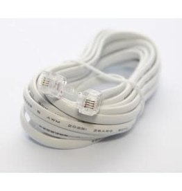 Ultralink Telephone Cord - Ultralink Home Line Cord Modular Plugs - 12ft