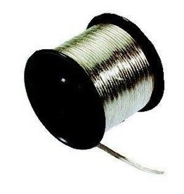 Ultralink Speaker Cable - 100ft 24 AWG Clear Insulation