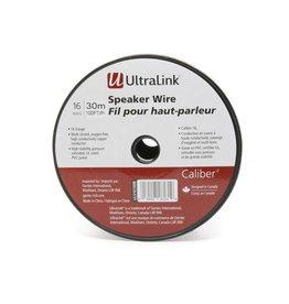 Ultralink Ultralink 100ft 16 AWG Speaker Wire