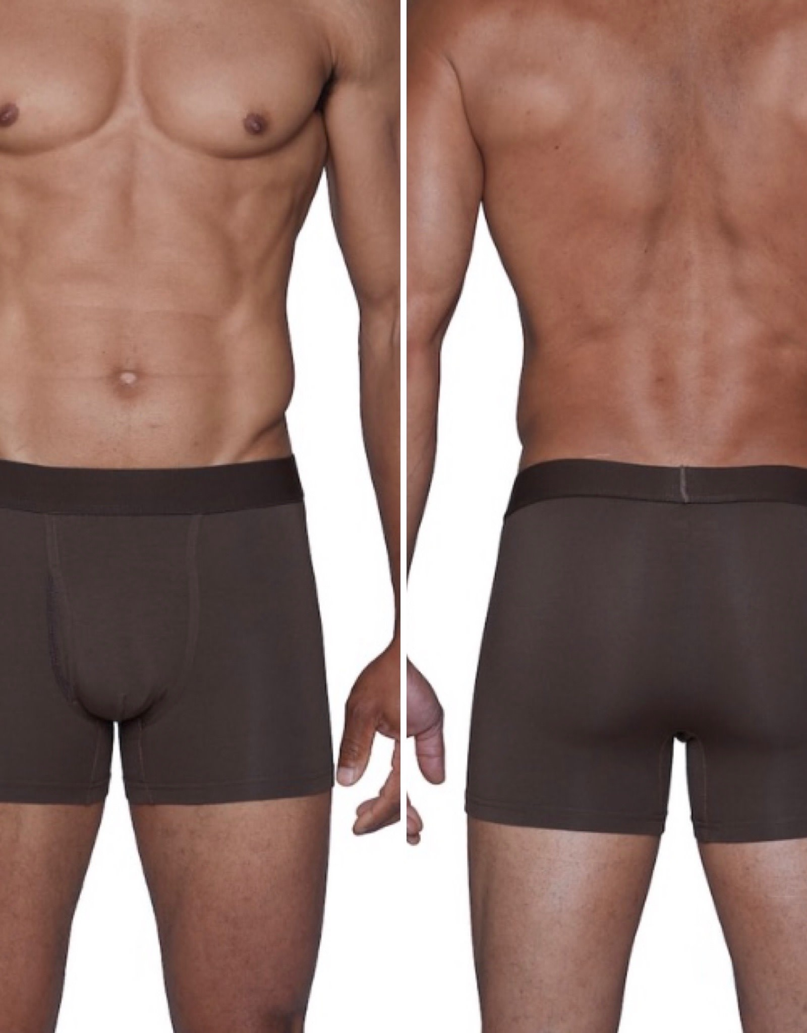Wood Underwear WD Boxer Brief w/ Fly