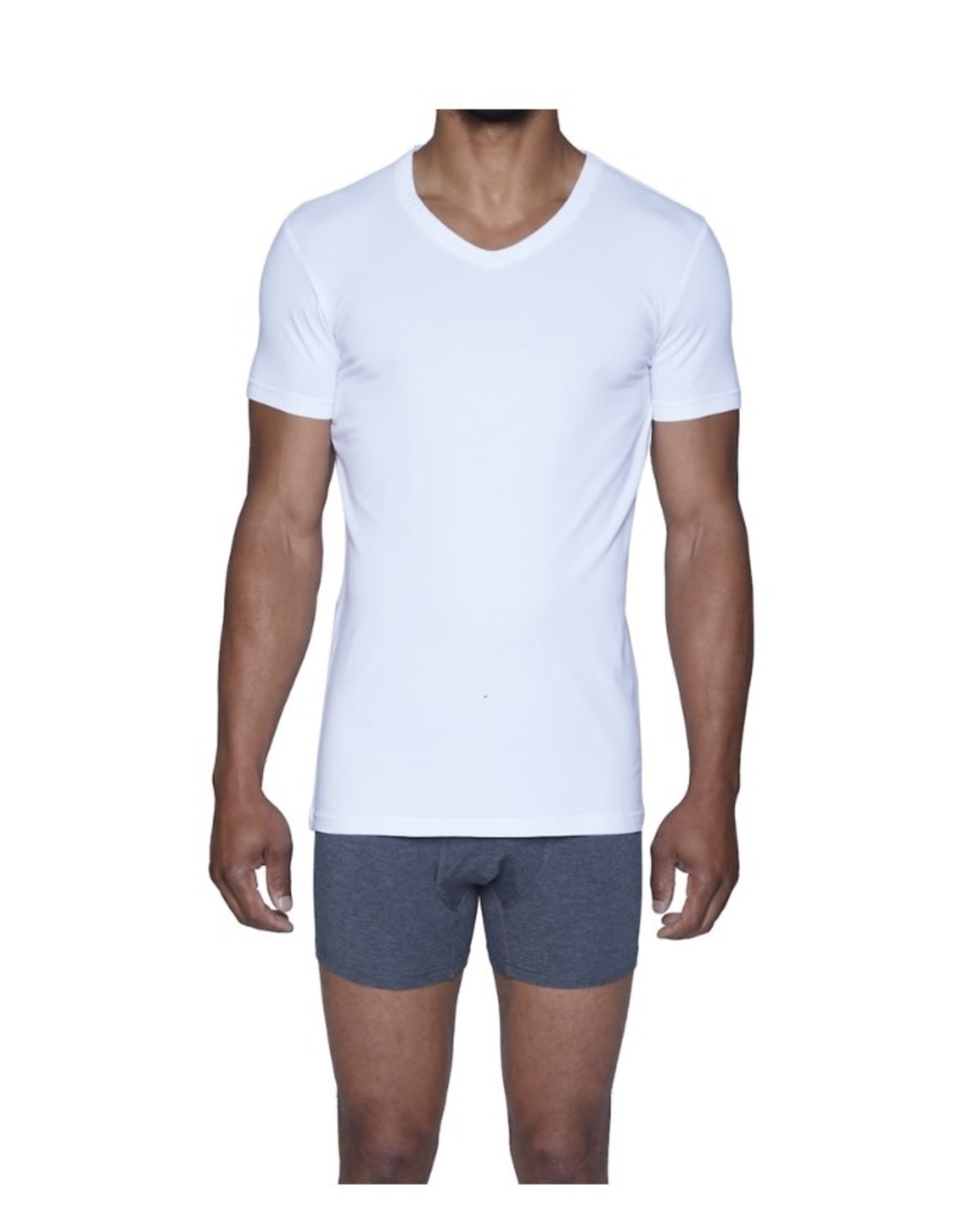 Wood Underwear WD V-Neck T-Shirt