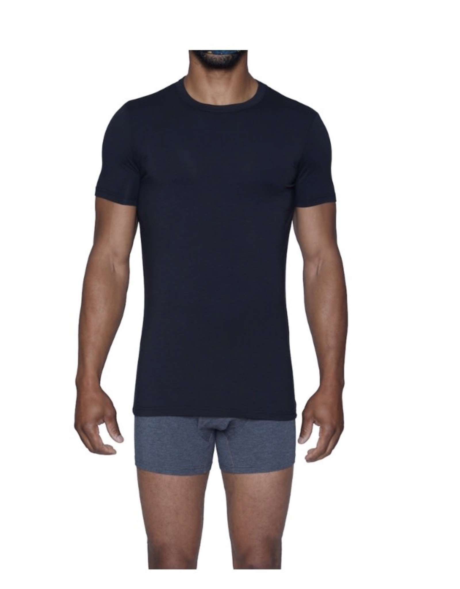 Wood Underwear WD Crew Neck T-Shirt
