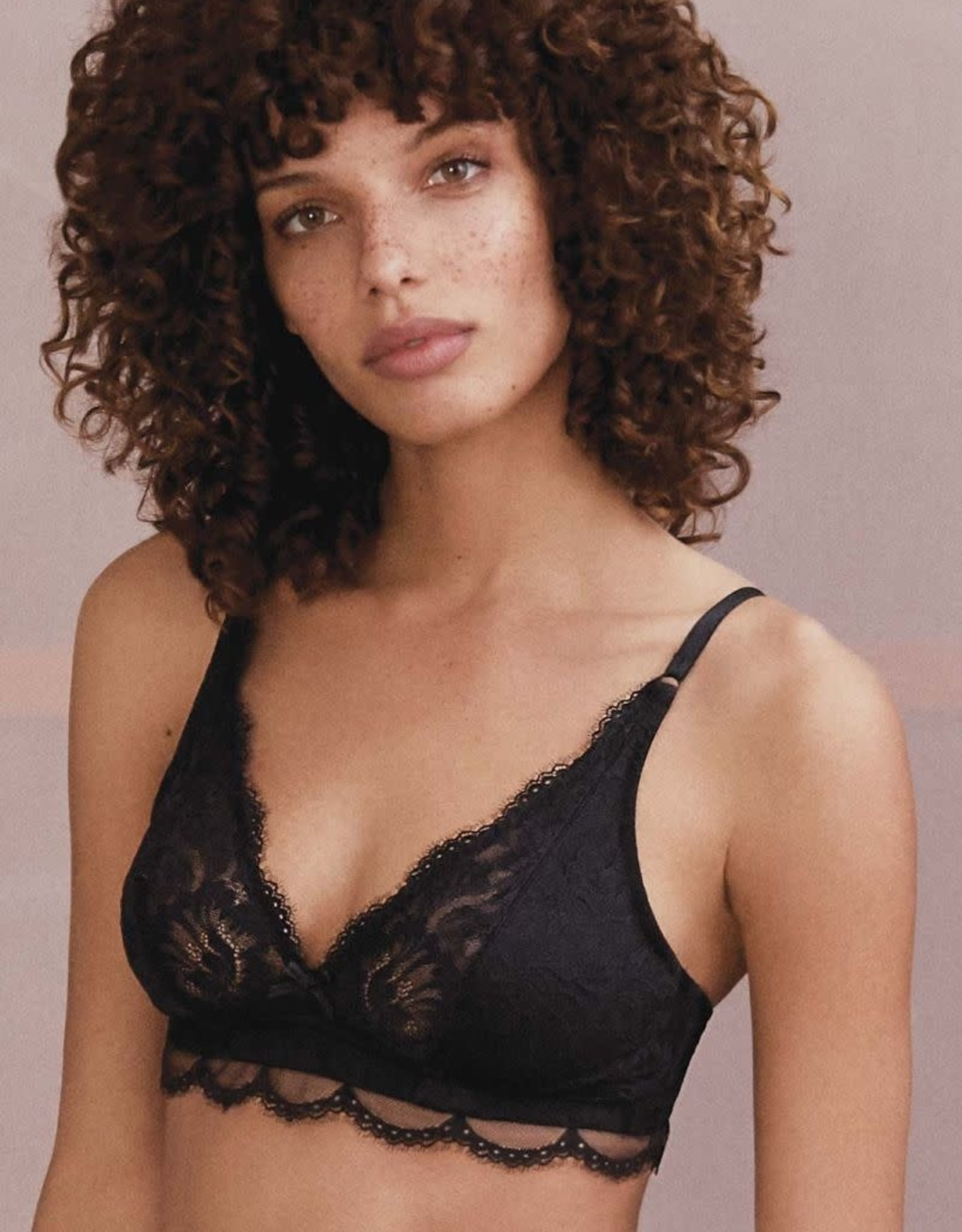 Mey ME Amazing Wireless Triangle Bra