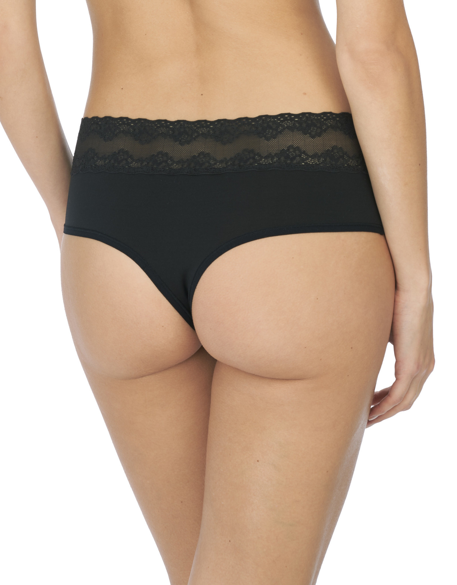 Natori NA Bliss Perfection O/S High Rise Thong