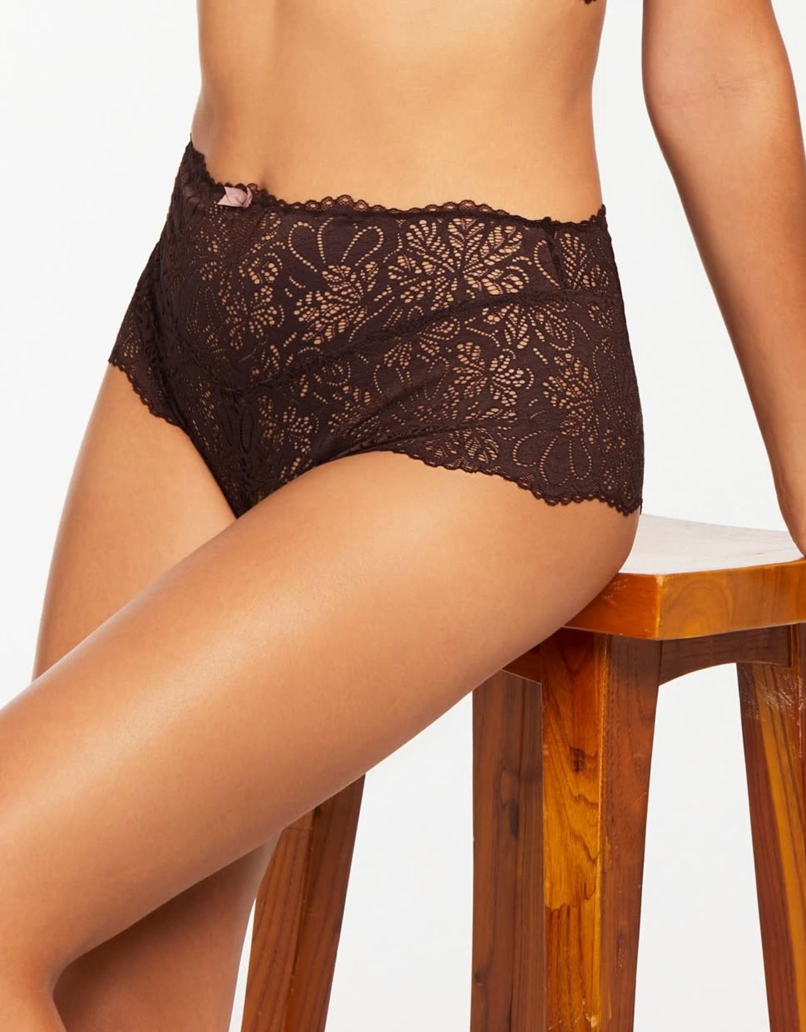Montelle MO Cocoa Bliss High Waist Panty