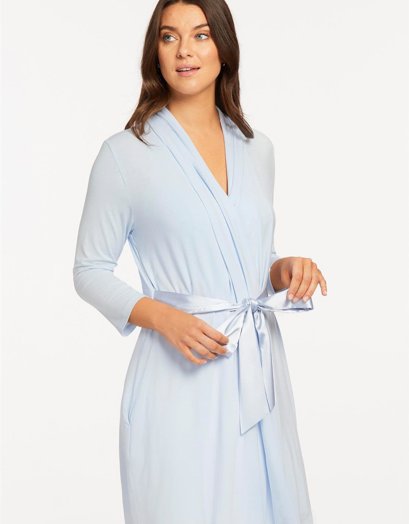 Fleur't FT Short Robe Silk Ties