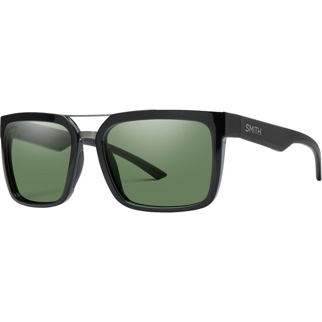 Smith Highwire Polarized Gray Green