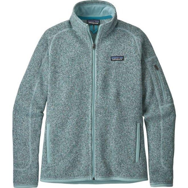 W Better Sweater Jkt