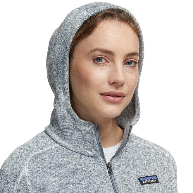 W Better Sweater Hoody