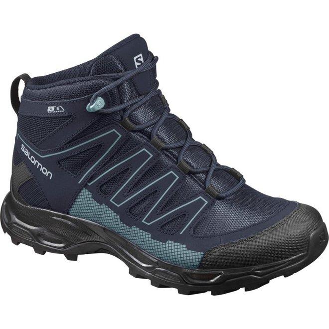 Salomon Pathfinder Mid CSWP Boots - Women's
