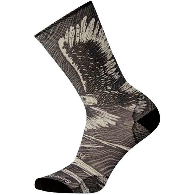 Smartwool Curated Give A Hoot Crew Sock - Unisex