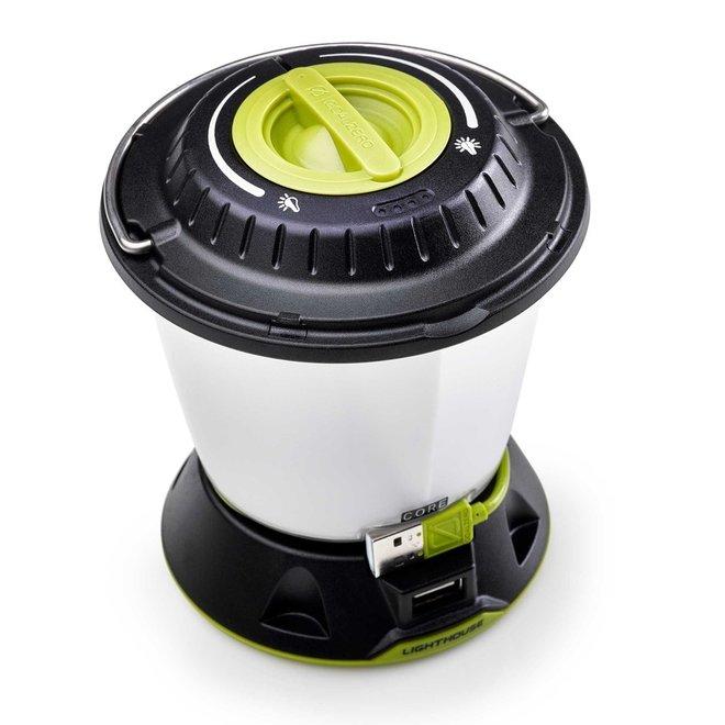 Lighthouse Core Lantern and USB Power Hub