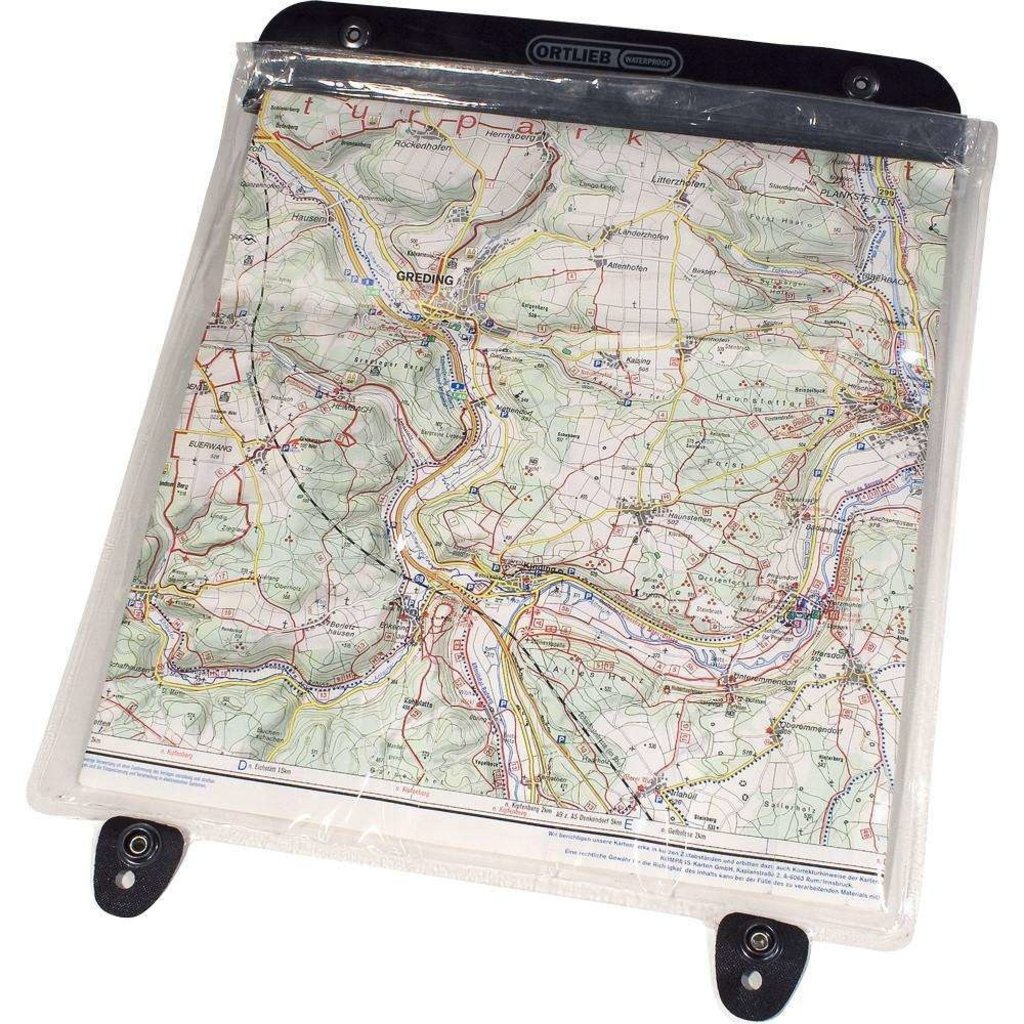 Ortlieb Ortlieb Map Case for Ultimate 2-5