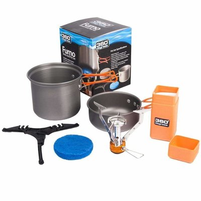 Furno Stove and Pot Set