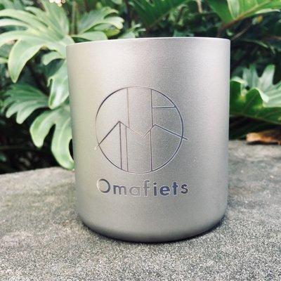 Omafiets Titanium Mug