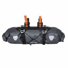 Ortlieb Ortlieb Bikepacking Handlebar Pack Slate/Orange