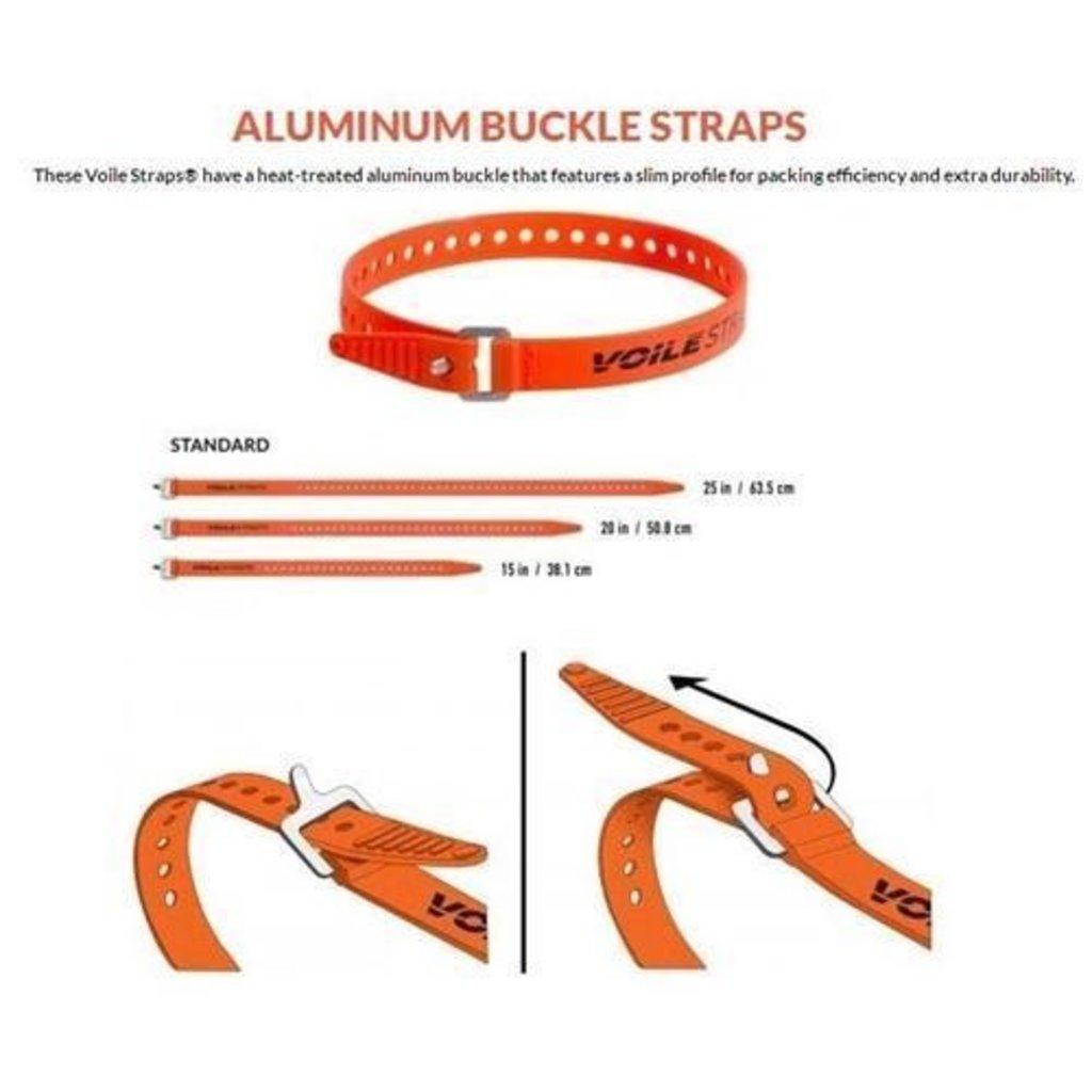 Voile Voile Strap Aluminium Buckle