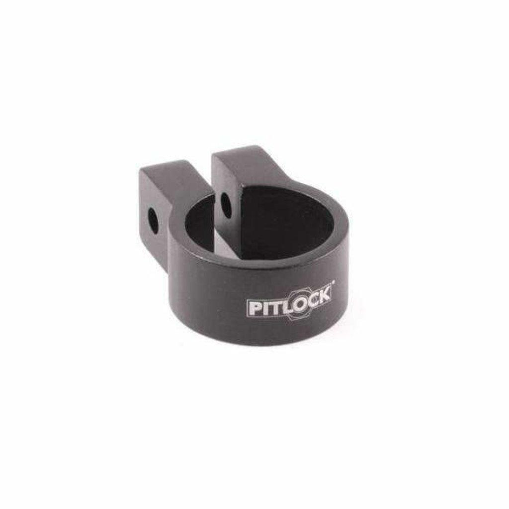 Pitlock Pitlock Saddle Clamp 31.8 (Black)