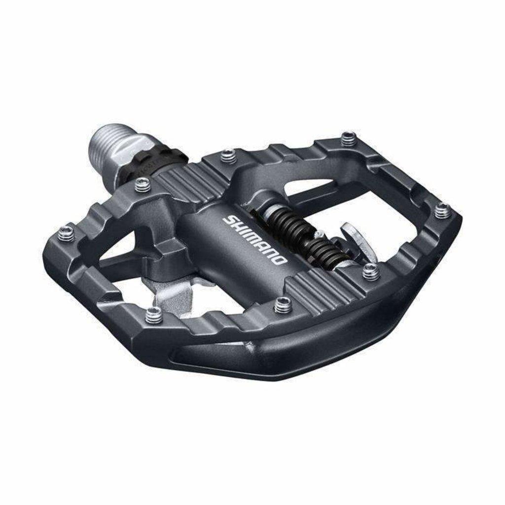 Shimano SPD Pedals (Flat side / SPD side)