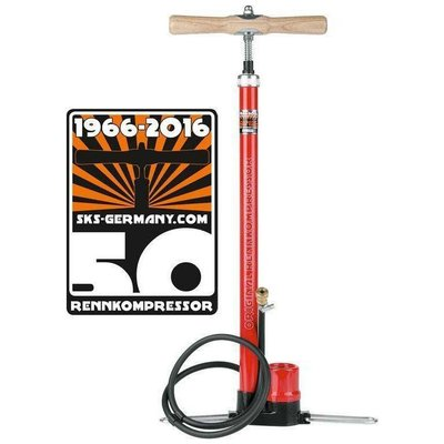 SKS Rennkompressor Floor Pump