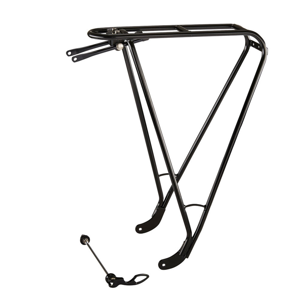 "Tubus Tubus Disco Rear Rack 28"" Black"