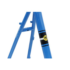 Soma Soma Wolverine 4.0 Type A Frame (Thru Axle, Blue)