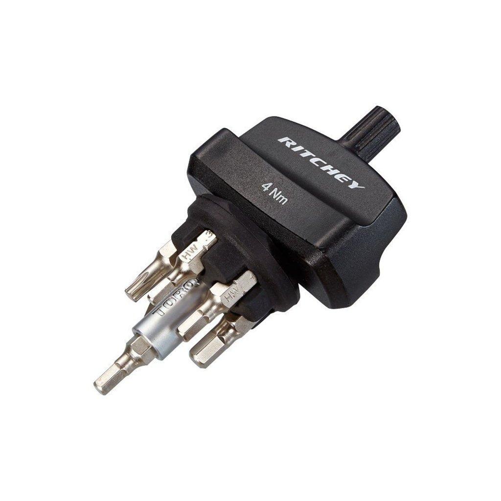 Ritchey Torque Key Tool 4Nm 6pc Set