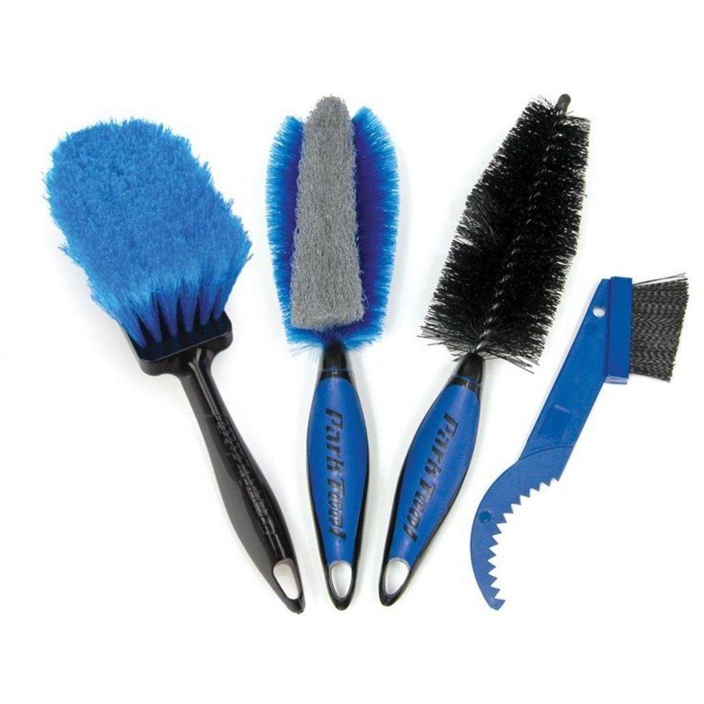 Park Tool Park Tool Bike Cleaning Brush Set (BCB-4.2)