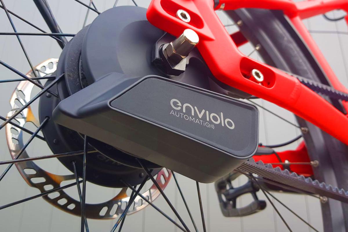 Enviolo Automatiq retrofit: Make your gears automatic!