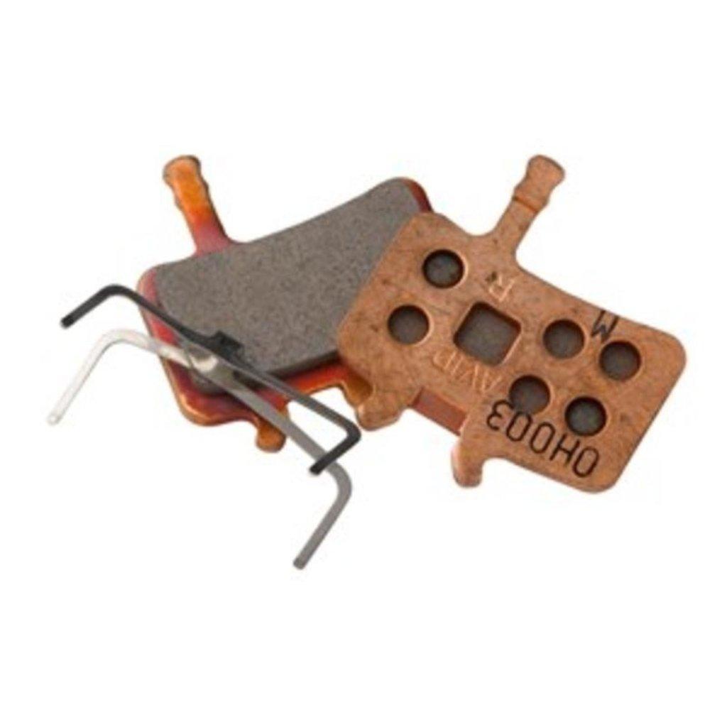 Avid Juicy/BB7 Metallic Pads