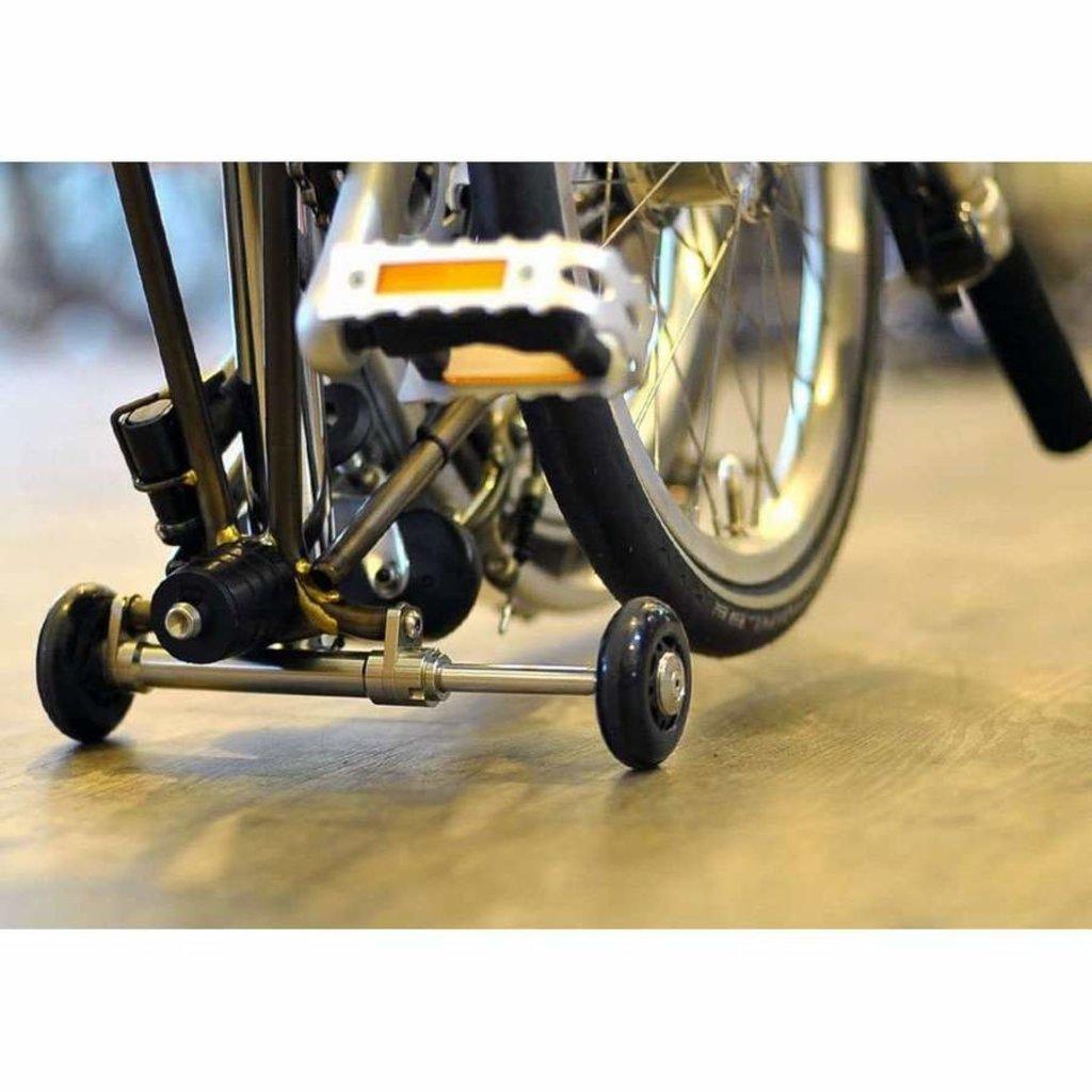 BikeFun Brompton Extendable Eazy Wheel Arm