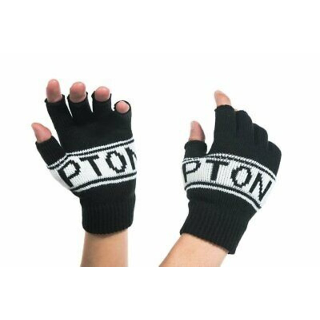 Brompton Brompton Knitted Fingerless Gloves
