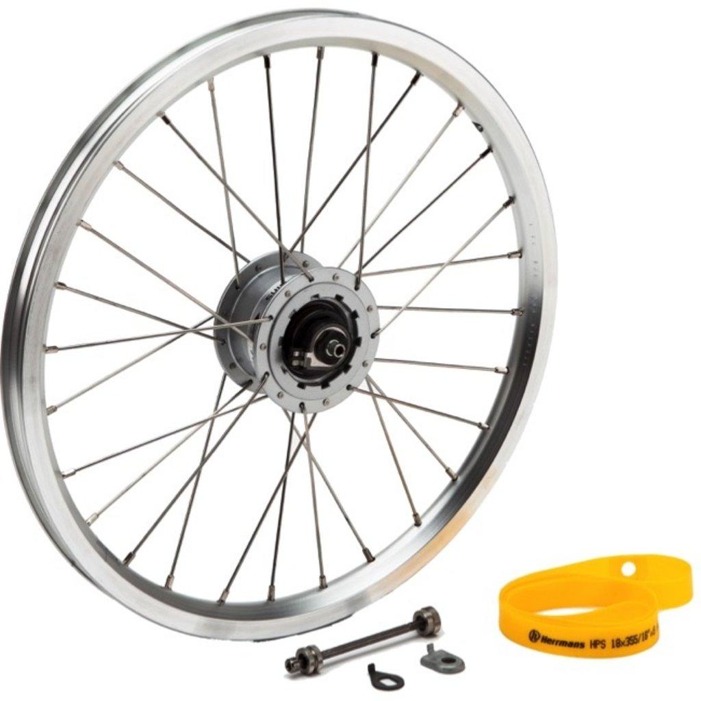 Brompton Brompton Shimano Dynamo Front Wheel Only