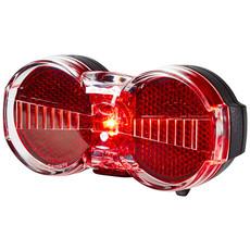 Busch & Muller Busch & Muller Toplight Flat S Permanent Battery Rear Light