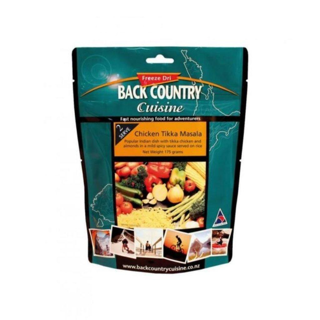 Freeze Dri Back Country Cuisine