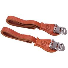 Velo Orange Velo Orange Grand Cru Laminated Leather Toe Straps