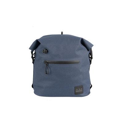 Brompton Borough Waterproof Bag in Navy
