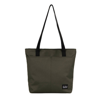Brompton Borough Tote Bag Small in Olive