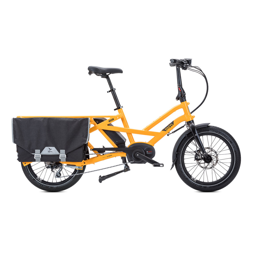 Tern GSD S10 (incl. 400Wh battery)