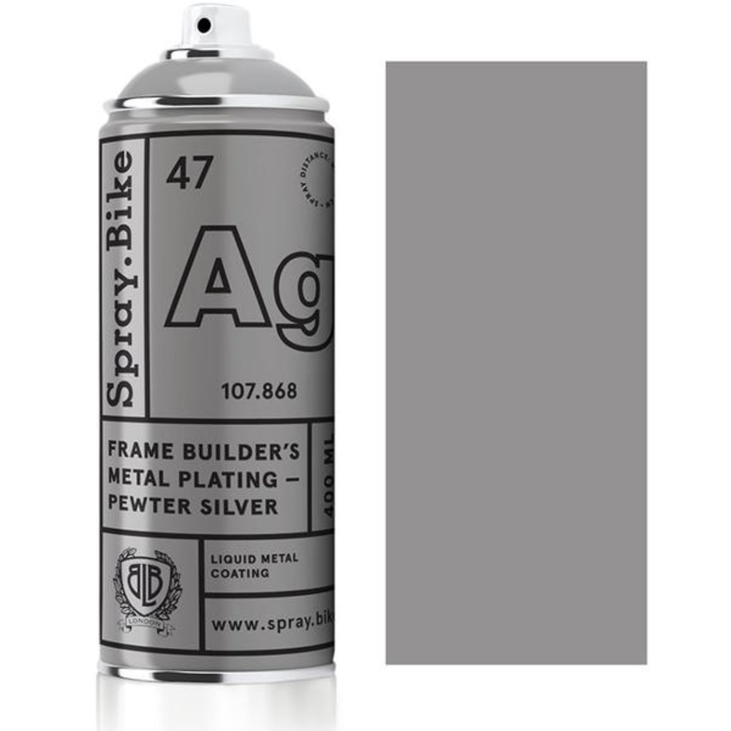 Spray.Bike Paint Can (Framebuilders Collection 400ml)
