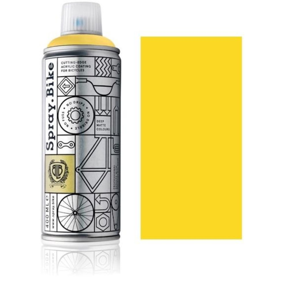 Spray.Bike Paint Can (Historic Collection 400ml)