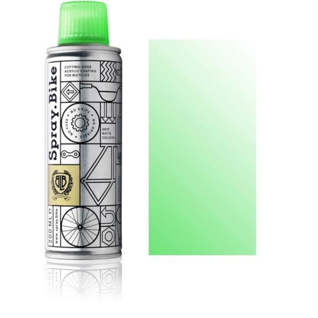 Spray.Bike Paint Can Pocket (Clears 200ml)