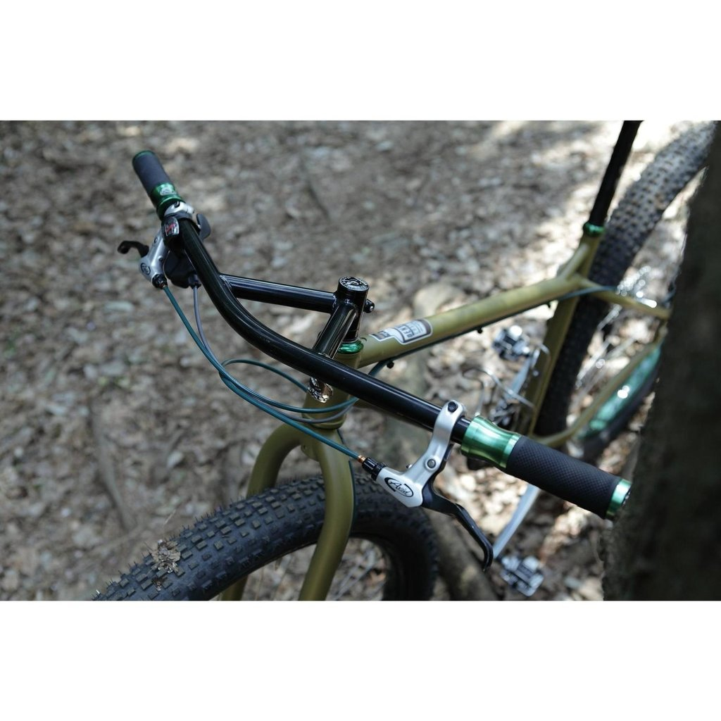 Nitto B903 Fairweather Bullmoose Handlebar 710mm Black