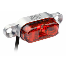 Schmidt SON Rear Light - Rack Mount 50mm