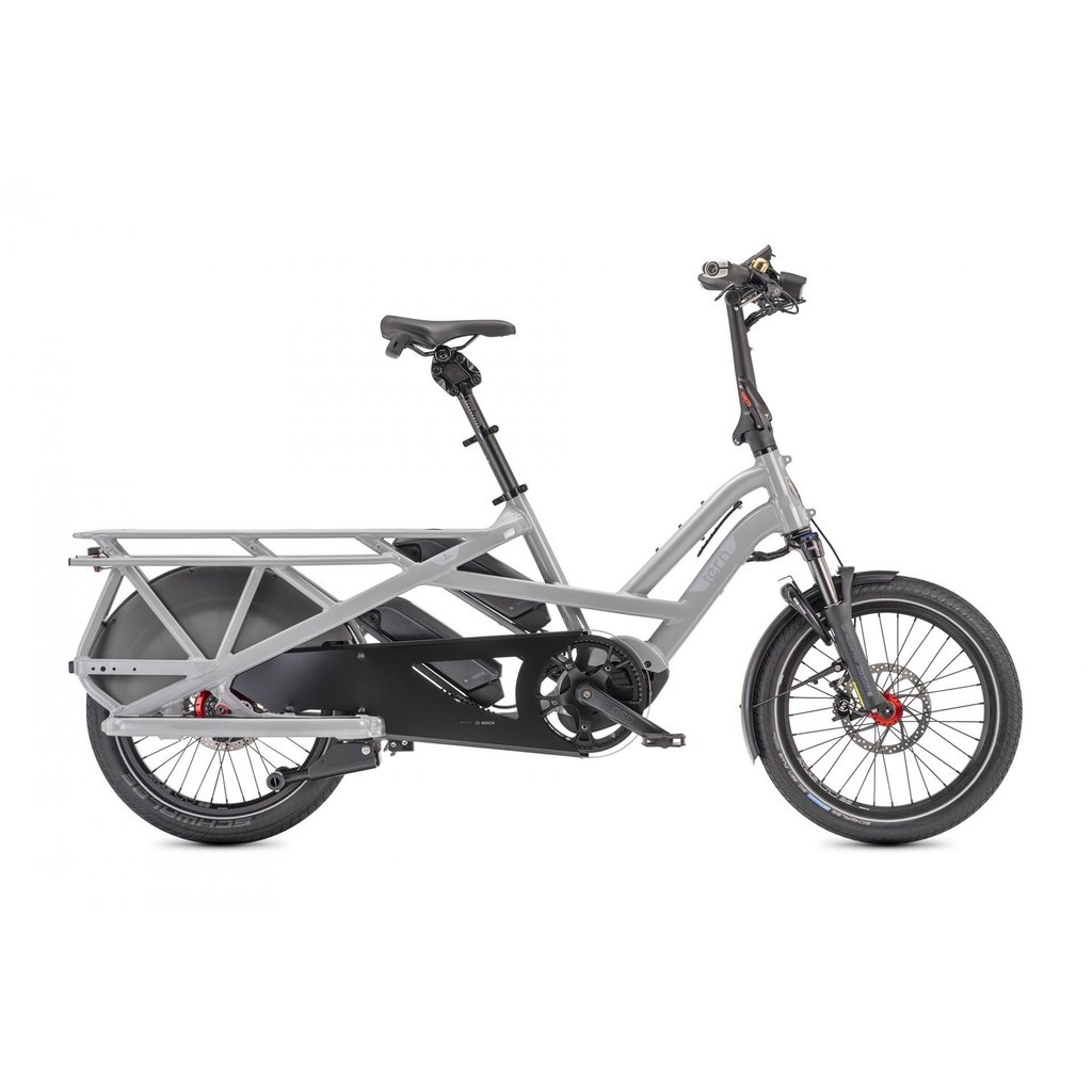 Tern GSD R14 2021 Forge Grey
