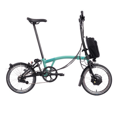 Brompton Brompton Electric Turkish Green M6L