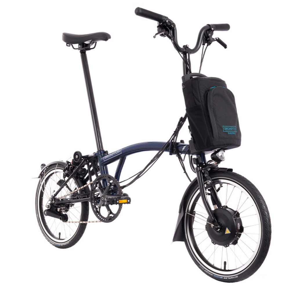 Brompton Brompton Electric Bolt Blue Laquer Premium finish M6L