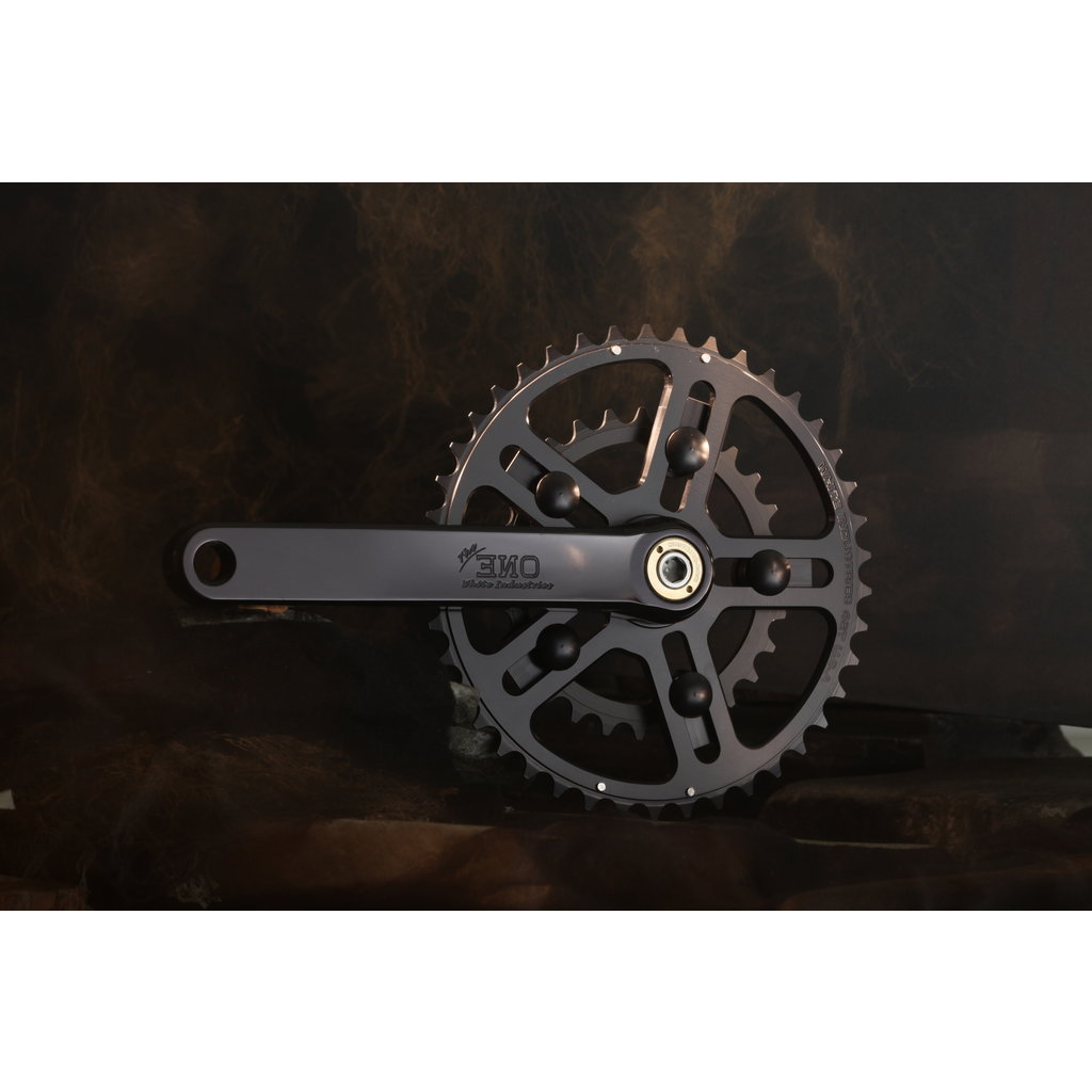 White Industries White Industries VBC double Chainring 42t Outer / 24t Inner