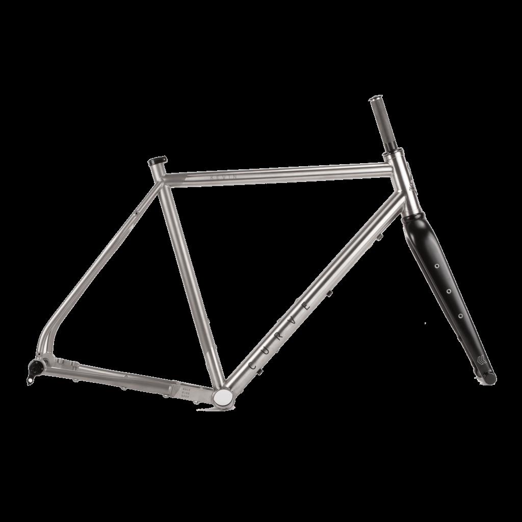 "Curve Cycling Curve Ti GXR ""Kevin"" Frameset Medium"